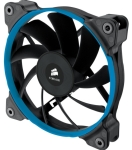 Corsair AF120 Quiet, with white/blue/red colour rings, 120x120x2