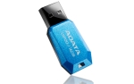 ADATA DashDrive UV100, 16GB, Blue, On-the-Go Style with capless