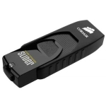 Corsair Voyager Slider, 64GB, USB3.0, sliding push out USB conne