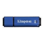 Kingston DataTraveler Vault Privacy Edition Flash Drive - 8GB