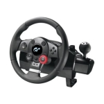 Logitech Driving Force GT Steering Wheel - PC/PS2/PS3
