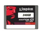Kingston SV300S3B7A/240G 240GB 2.5'' SATA6G SSD With Notebook Up