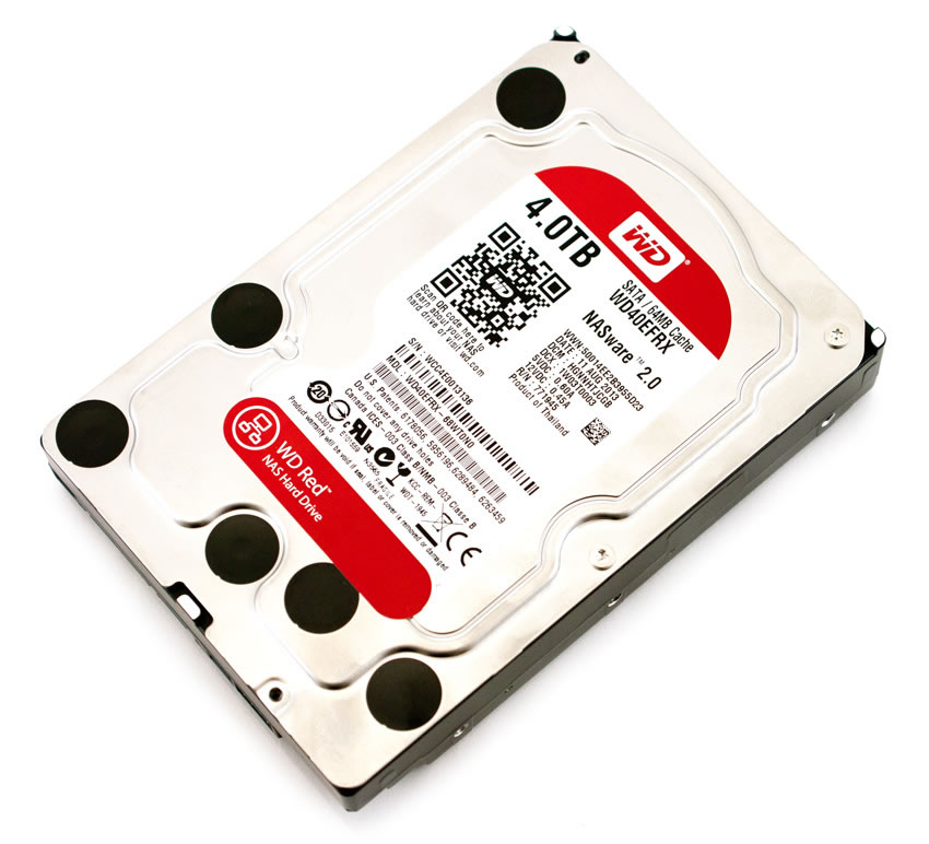 Western Digital Red 3Tb Sata6G NAS Hard Drive
