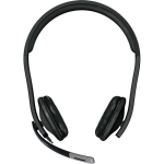 Microsoft Lifechat LX-6000, stereo headset, with noise-cancellin