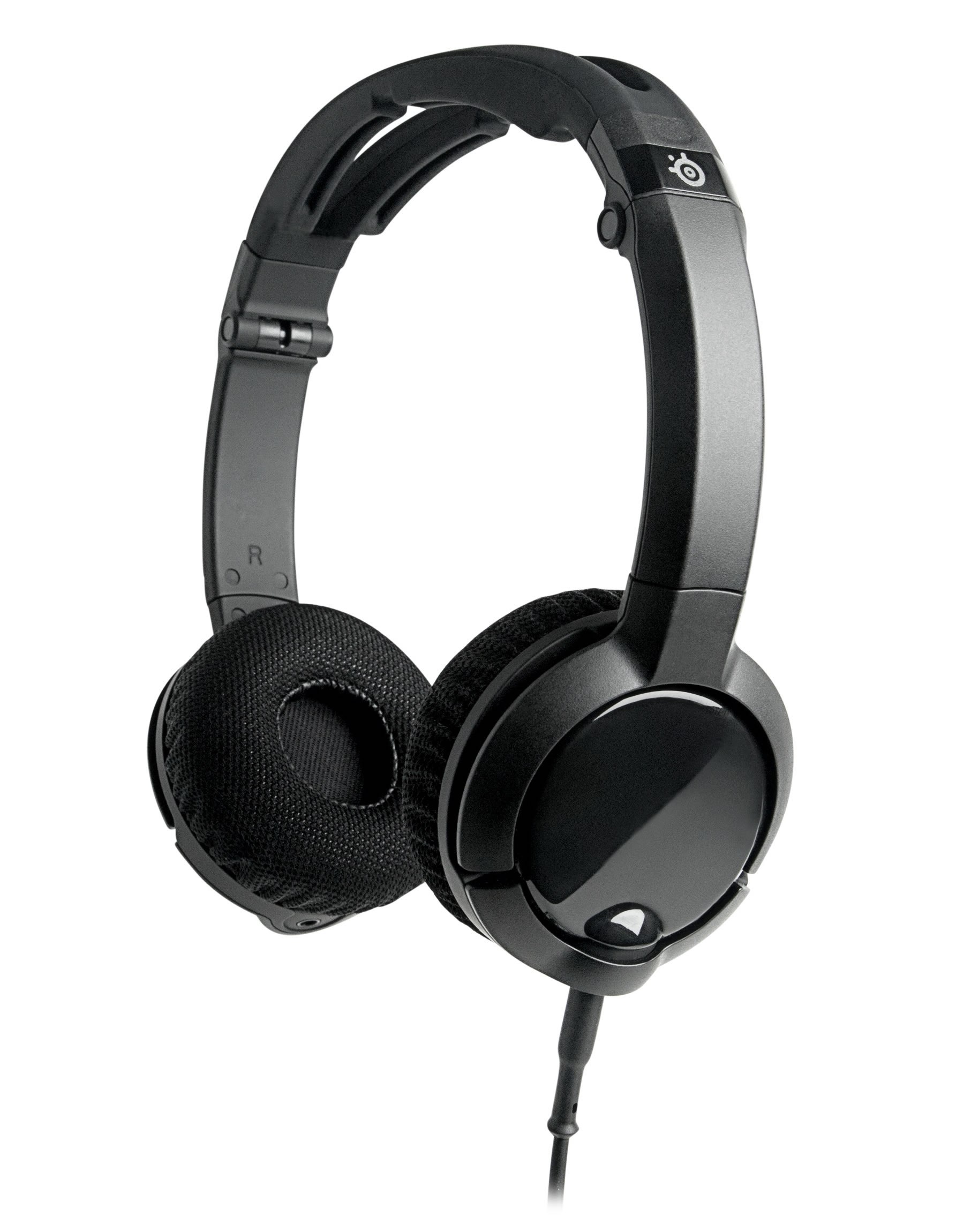 SteelSeries Flux Black headset