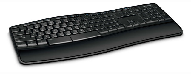 Microsoft Sculpt Comfort full Wired Keyboard