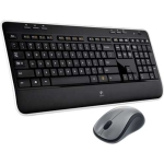 Logitech Wireless MK520 Combo