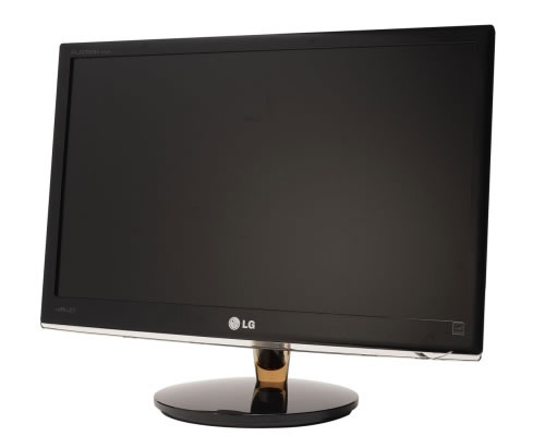 LG 23MP55HQ 23 Inch Wide HD LED LCD Monitor