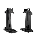 Aavara HS740 - 130mm Height Adjustable Stand for 1x LCD