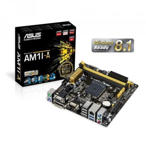Asus AMD AM1i-A mITX Motherboard - Socket AM1