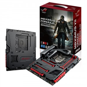 Asus Intel Maximus 7 (VII) Formula ATX Motherboard - LGA 1150 (Watch Dogs Edition)
