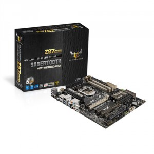 Asus Intel Z97 Sabertooth Mark2 ATX Motherboard - LGA 1150