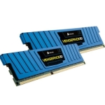 Corsair CML8GX3M2A1866C9B, 8GB (4GB x 2) kit, Vengeance LP with