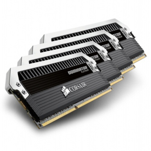 Corsair Dominator Platinum DDR3 2133MHz CL8 Desktop Memory Modules - 16GB Kit (4 x 4GB)