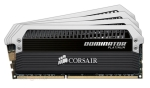 Corsair CMD32GX3M4A1866C10, 32GB (8GB x 4) kit, Dominator Platin