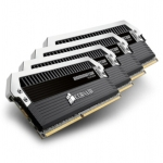 Corsair CMD32GX3M4A1866C9 Dominator Platinum 32GB (4 X 8GB) 240-