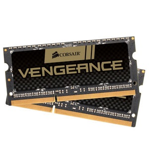 Corsair Vengeance DDR3L 2133MHz CL11 Laptop Memory Modules - 16GB Kit (2 x 8GB)