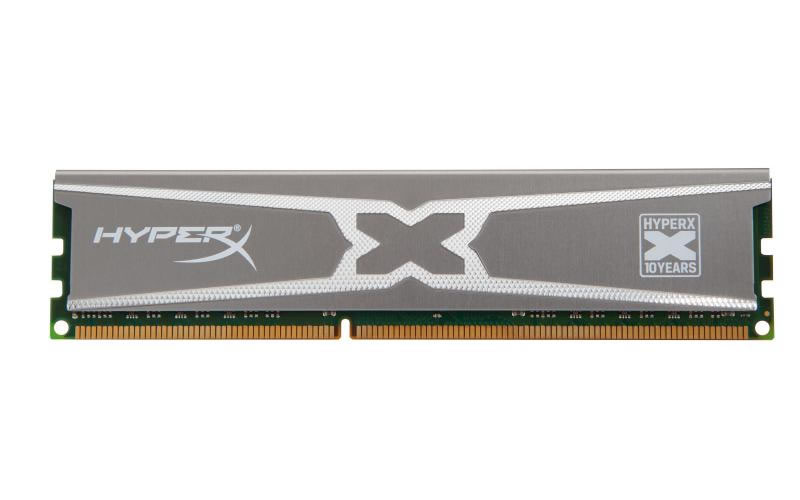 Kingston KHX18C9X3K4/16X, HyperX Genesis, 16GB (4GB x 4), with Silver heatsink (