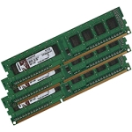 Kingston ValueRAM KVR16R11S4K3/12I, ECC-Register with parity, DD