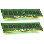 Kingston ValueRam KVR667D2D4P5K2/8G Ecc Registered , Dual rank ,
