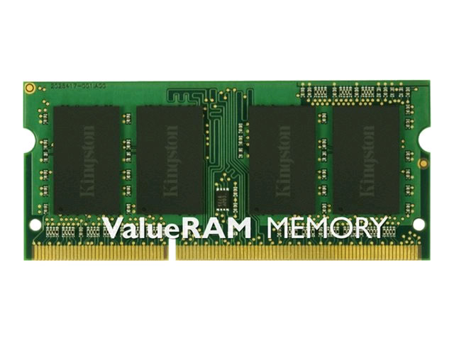 Kingston ValueRam DDR3L 1600MHz CL11 Laptop Memory Modules - 4GB