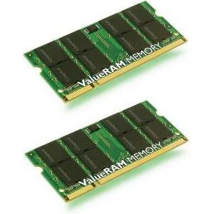 Kingston ValueRam DDR3 1600MHz CL11 Laptop Memory Modules - 16GB (2 x 8GB)