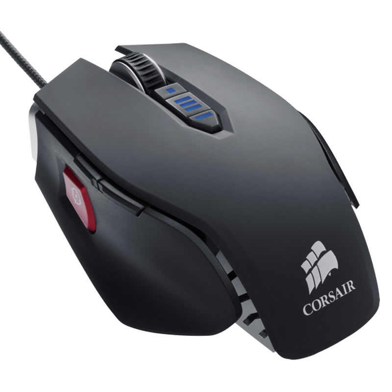Corsair Vengeance M65 Black Wired Mouse