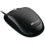 Microsoft Compact Optical Mouse 500 for Notebook (Black)