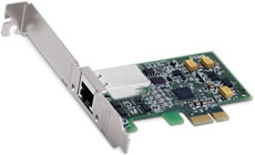 D-Link DGE-560T - 10/100/1000 gigabit network pci-Express (1x) adapter