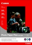 Canon SG-201 Photo Paper Plus Semi-Gloss (20 x A4)