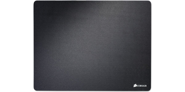 Corsair CH-9011116-WW vengeance MM400 Standard gaming mouse pad hard plastic surface with low-friction microtexture finish , glide-optimized textile surface , 1.5mm ultra thin , 352x272x1.5mm - retail pack
