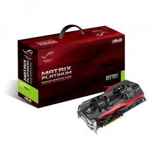 Asus NVIDIA GeForce GTX 780 Ti 3GB MATRX Graphics Card - PCI-E 3.0