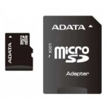 ADATA 16Gb miCro SDHC with SD adapter - UHS-i U1 ( UHS-i / SD3.