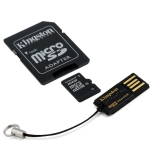 Kingston MBLY10G2/16GB ( SDC10/16GB + Micro Card Reader + SD Ada