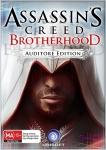 Assassins Creed Brotherhood Auditore Edition PC-DVD