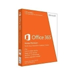 Microsoft Office 365 Home Premium 1 Year Subscription Key