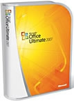 Microsoft Office Ultimate 2007 Upgrade , Retail Pack