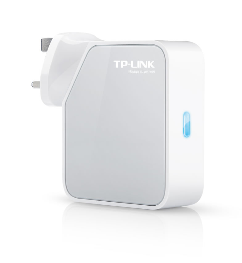 TP-Link TL-WR710N WiFi N (150Mbps) Wireless Nano Router