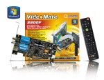 Compro Videomate S800F - Internal TV Tuner