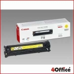 Canon 716 Yellow toner , 1500pages - for Canon laser LBP-5050, 5