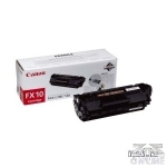 canon FX-10 black toner , 2000pages - for canon laser fax L100,
