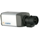 Compro CP180 indoor CCTV camera with iR corrected lens BLC HLC