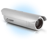 Compro CP480 outdoor CCTV camera with iR corrected lens BLC HL