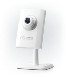 Compro CS80 HD network camera ( iP camera ) , adjustable lens ,