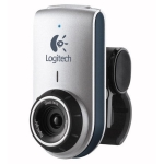 Logitech Quickcam 1.3 megapixel USB Notebook Webcam with Travel