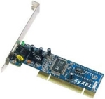 ZyXEL FN312 10/100 Mbps PCI Ethernet Adapter w/WOL