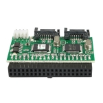VAntec Interface Converter Divert 2x Sata Device to 1 x IDE port