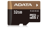 ADATA 32Gb miCro SDHC with SD adapter - UHS-i U1 ( UHS-i / SD3.0