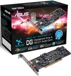 Asus Xonar DG, ultra fidelity 5.1 pci sound card