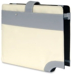 "CHoiiX C-ND01-WS Ez-Fit white 10"" netbook sleeve (ABSA Spec"
